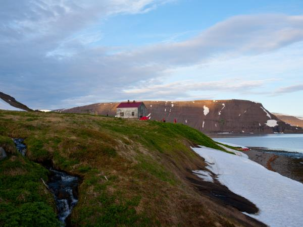 Iceland walking holiday, West Fjords