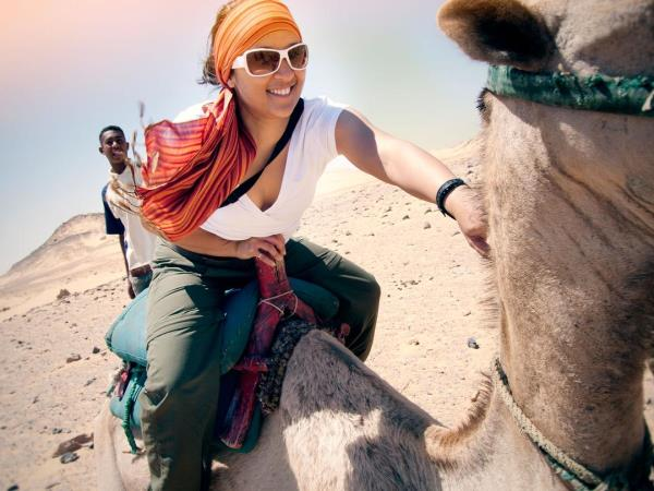 Egypt and Jordan adventure holiday