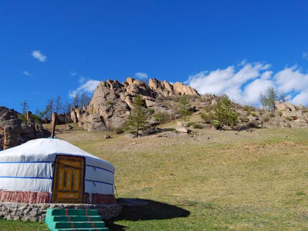 Holiday in Mongolia