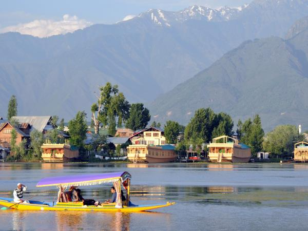 Kashmir small group holiday, India