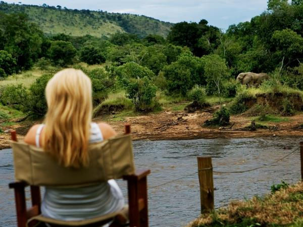 Masai Mara safari & volunteering holiday in Kenya