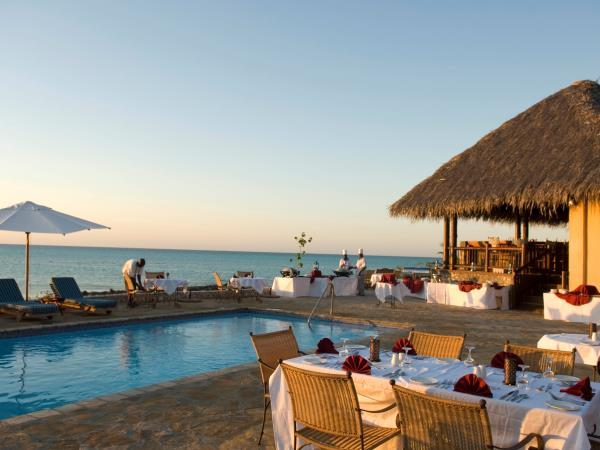 Luxury beach holiday in Mozambique