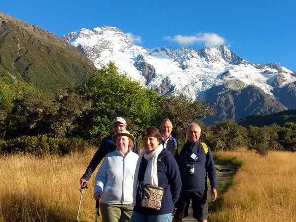 New Zealand 18 day small group tour