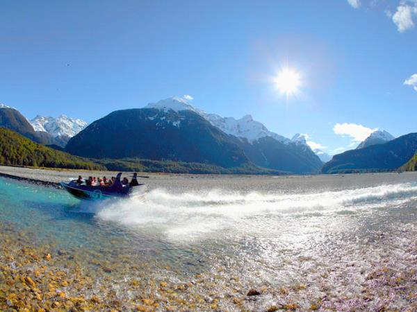 New Zealand 9 day South Island tour