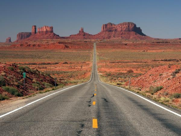 Self drive tour of the National Parks of America