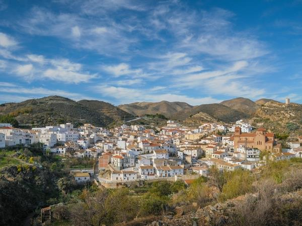 Andalucia self guided walking holiday, Spain