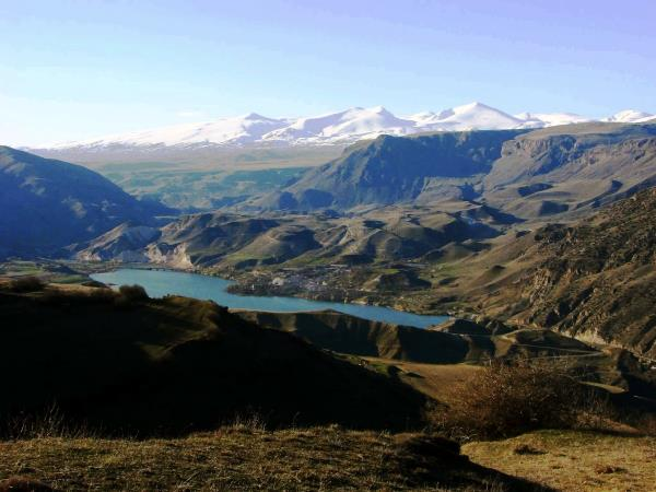 Armenia hiking holiday