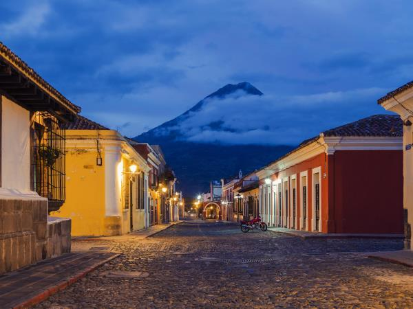 Guatemala tailor made holiday, culture and volcanoes