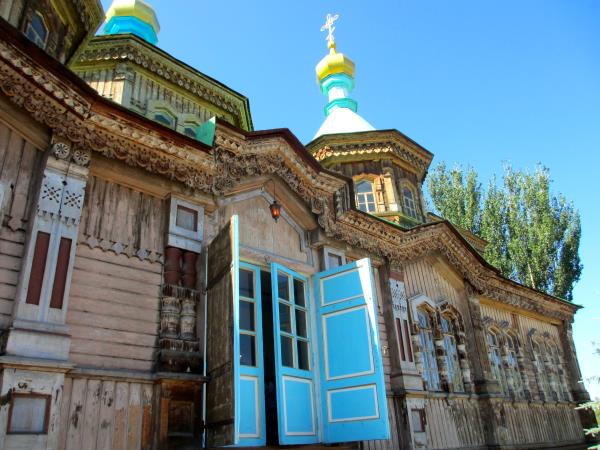 Krygyzstan holiday, tailor made adventure