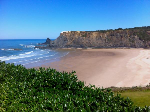 Rural Portugal holiday, walking the Vicenta Coast