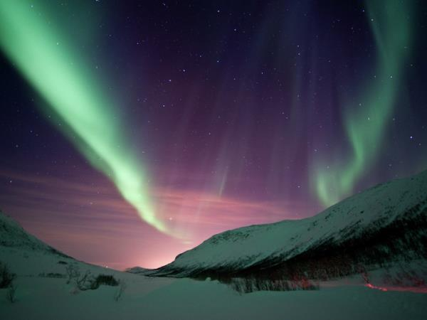 Northern Lights adventure holiday, Norway