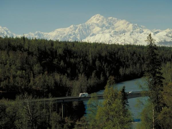 Alaska self drive holiday, America
