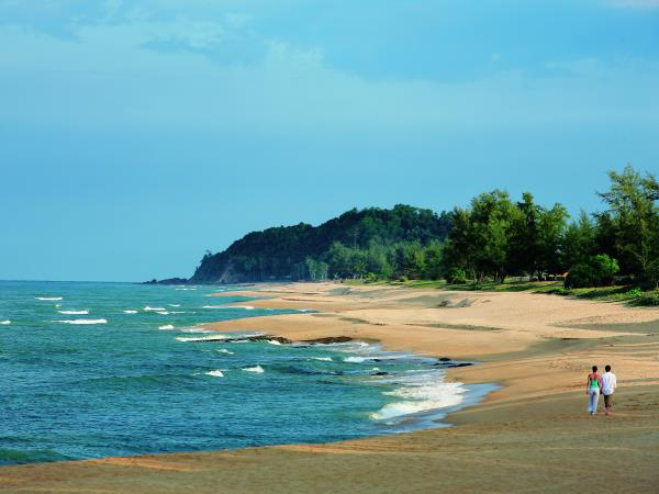 Malaysia holiday, rainforests and beaches