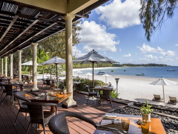 Residence Mauritius holiday with 3 night Dubai stay