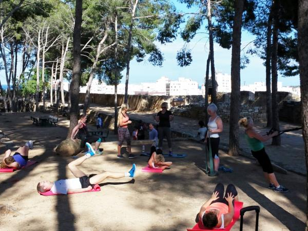 Yoga & fitness holiday in Spain