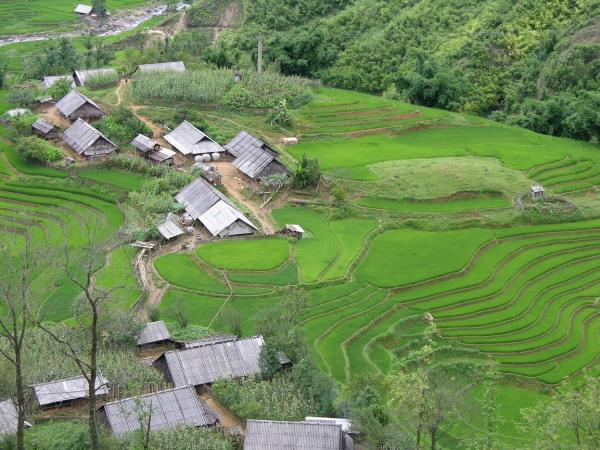Vietnam hill tribe trek and homestay