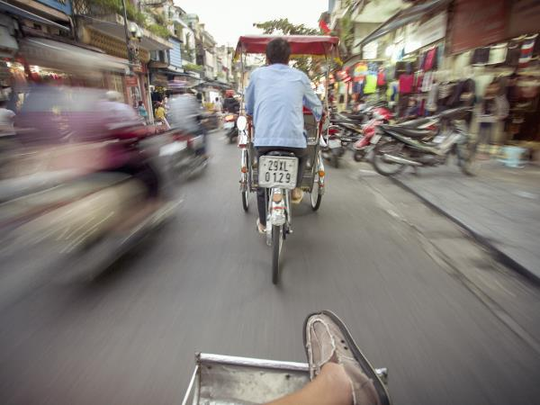 Hanoi to Saigon tour in Vietnam