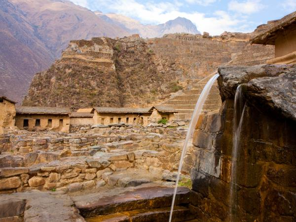 Luxury Peru holiday, journey through Inca region
