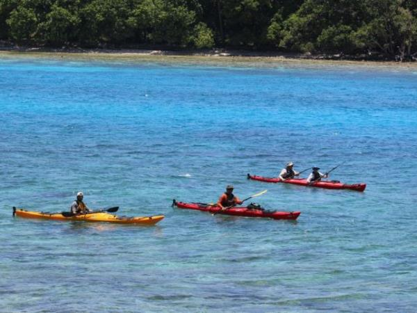Melanesia cruise, history and wildlife cruise