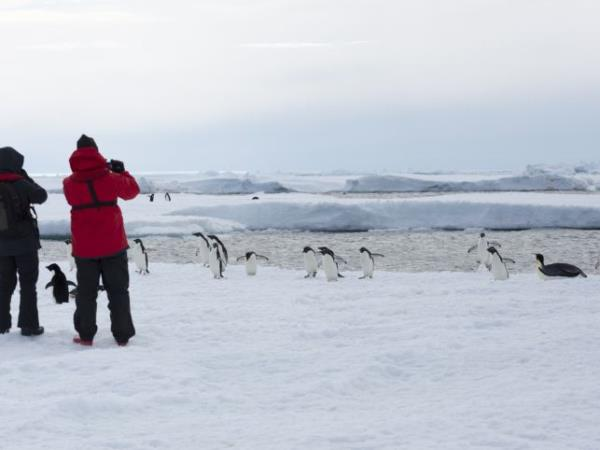 East Antarctica expedition cruise