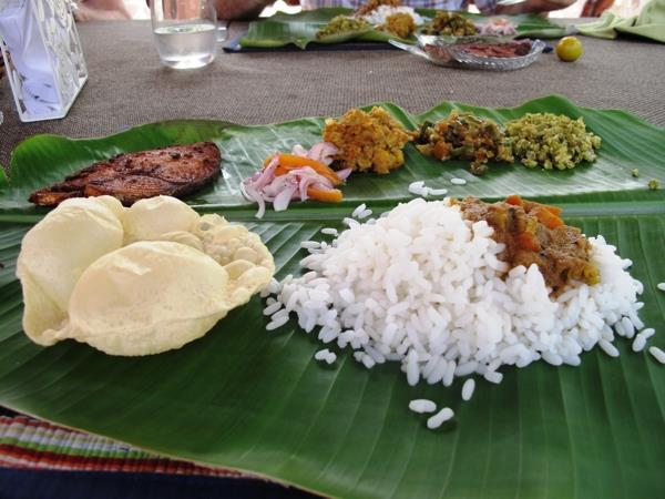 South Indian food tour, Kerala