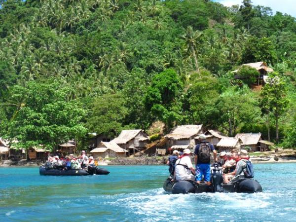 Melanesia birdwatching holiday