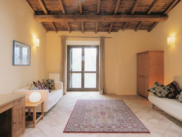 Self catering apartments in Capena, Italy