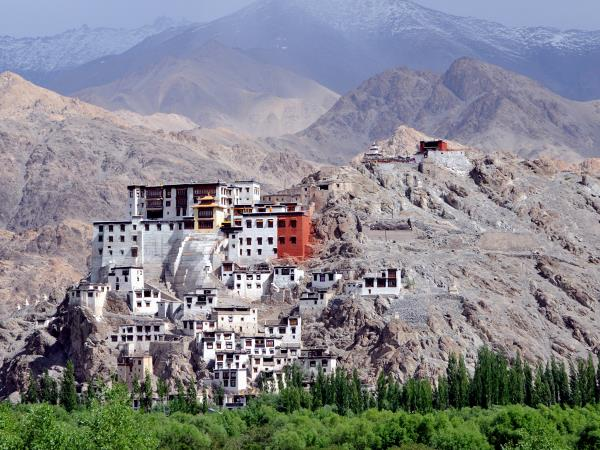 Ladakh adventure holidays, India