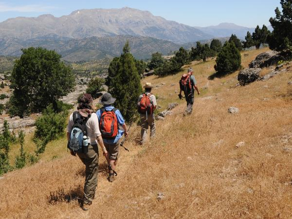 Taurus Mountains walking holiday, Turkey