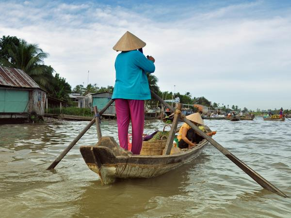 Vietnam and Cambodia holiday, small group