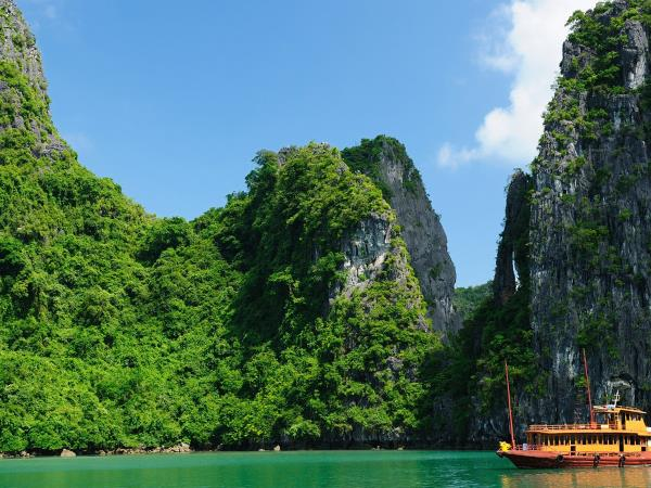 Vietnam small group explorer holiday