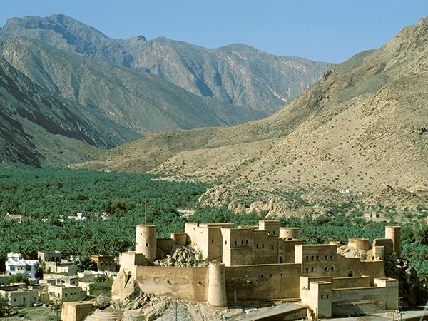 Tailor made tours of Oman