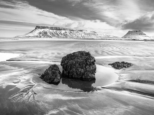 Northwest Iceland photography tour, Northern Lights, wild beaches & Fjords