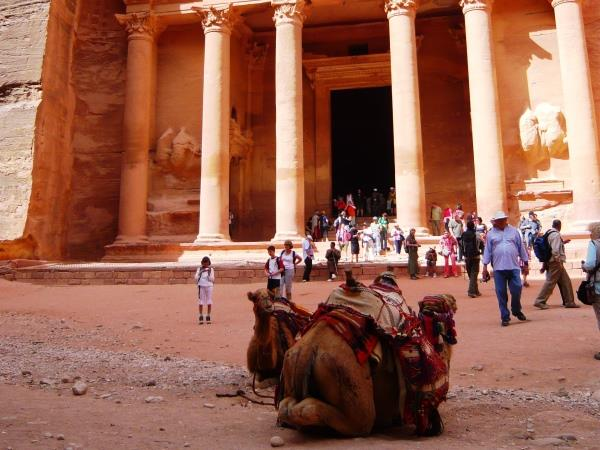 Short break to Petra, Jordan