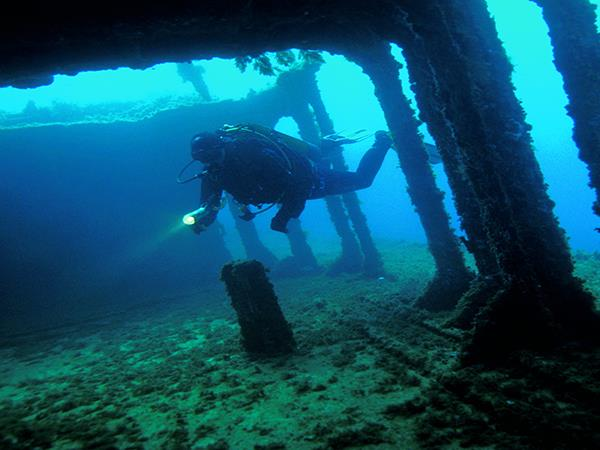 Diving holiday in Gozo, Malta
