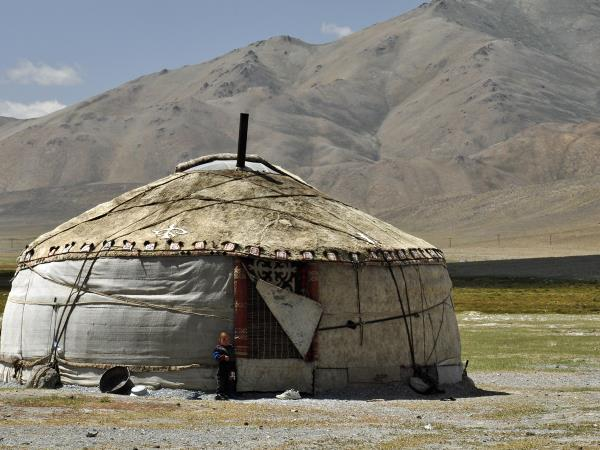 Kyrgyzstan and Tajikistan small group holiday