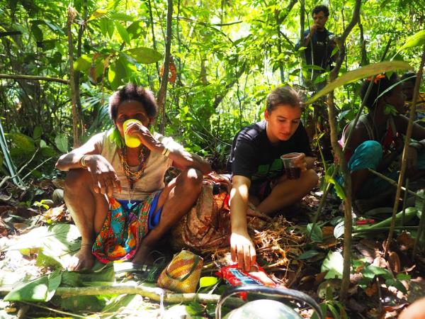 Live with a rainforest tribe in Taman Negara, Malaysia