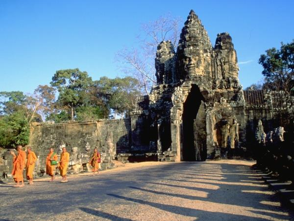 Vietnam and Cambodia tour, along the mighty Mekong