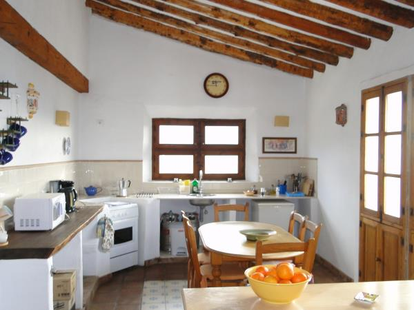 Andalucian self catering apartment, sleeps 6, Spain