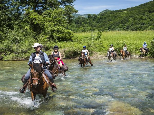 Horse riding holiday in Montenegro