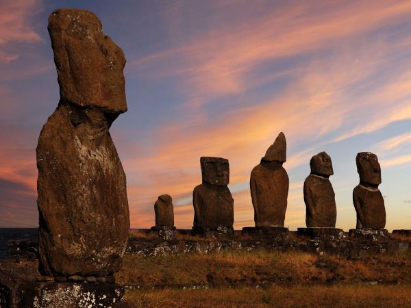 Patagonia & Easter Island holiday, small group