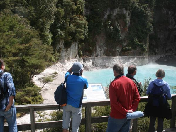 tailor made tour of New Zealand