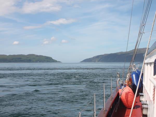 Sounds of the Hebrides cruise in Scotland
