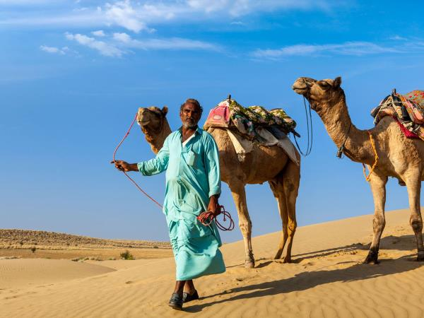 India holiday to Rajasthan, small group