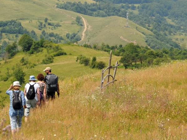 Romania walking holiday, Along the Enchanted Way tour