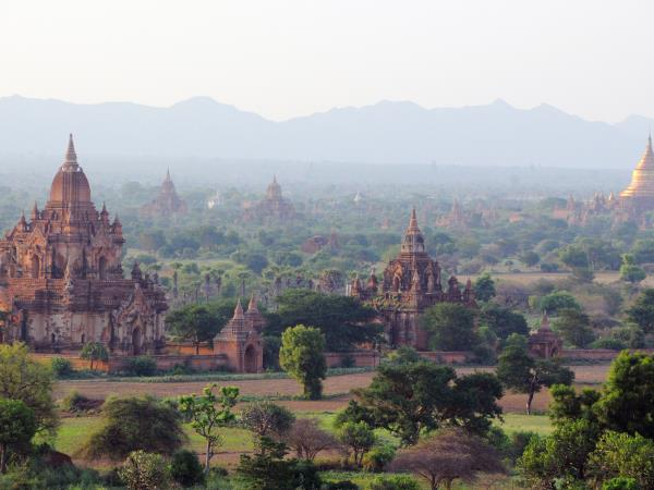 Burma holiday, cultural tour
