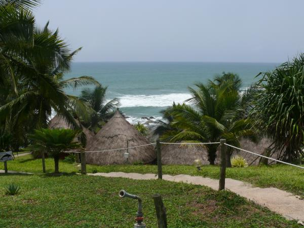 Ghana holiday, coastal tour