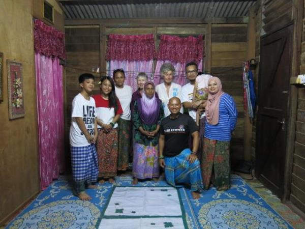 Teaching & community project in Malaysia