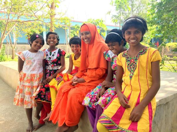 Community project in Northern India