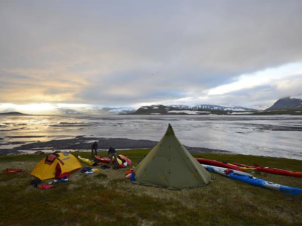 West Fjords kayaking holiday in Iceland